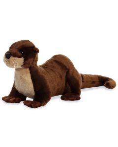 12'' Plush River Otter